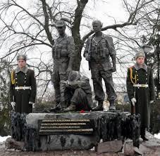 В Благовещенске открылся мемориал в честь 25-летия вывода советских войск из Афганистана