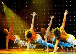 В благовещенском ОКЦ выступили артисты  театра танца «Искушение»
