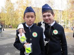 В Белогорске идут проверки, все ли школьники участвуют в акции «Засветись»