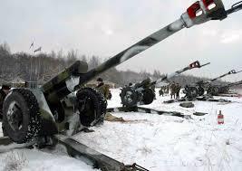 Полевые занятия для амурских артиллеристов