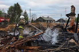 Виной пожара в Ивановском районе жители считают систему пожаротушения
