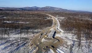 Вахтовики, занятые в строительстве мостов в Селемджинском районе, жалуются на зарплату