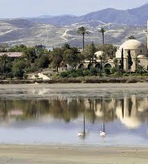 Ратификация соглашения о строительстве совместного гидроузла на Кипре
