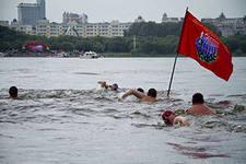 16 июля  пройдет российско-китайский заплыв через Амур