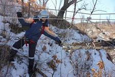 Амурские спасатели проверки тренировку