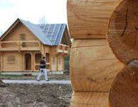 Белорусские строители будут строить дома для подтопленцев