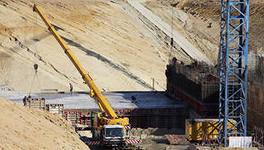 Строительство космодрома Восточный по-прежнему задерживается