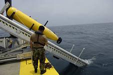 Субмарина Bluefin-21 прервала поиски черных ящиков пропавшего самолета