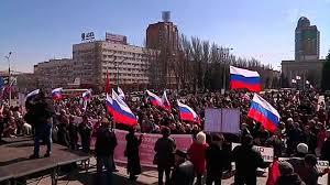 Референдум о статусе регионов стартовал на востоке Украины