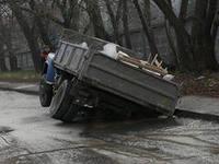 Во Владимировке жители жалуются на плохие дороги