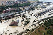 Ущерб от наводнения достиг  500 миллиардов