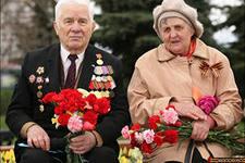 Ветераны, родившиеся 9 мая, получили поздравления