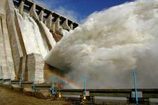 Водохранилище Бурейской ГЭС готово к пропуску весеннего половодья