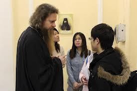 Выставка об истории православия в Китае