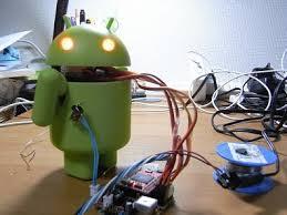 Скриншоты графического дизайна новой версии ОС Android