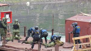 Антитеррористические учения на Зейской ГЭС