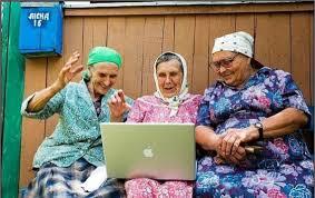 Четверть жителей России не пользуется Интернетом
