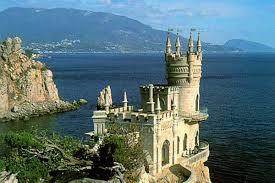 Лучшие крымские курорты