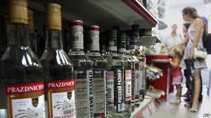 Вскоре может исчезнуть  алкоголь