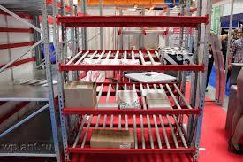 Выставка упаковочного и складского оборудования Ros Upack 2014