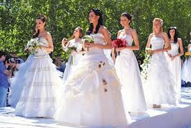 Свадебный фестиваль в Благовещенске
