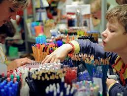 Благовещенцы предпочитают магазины школьным ярмаркам