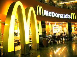 Работники McDonald's задержаны за митинг