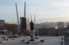 Памятник Николаю Муравьёву-Амурскому будет перенесен