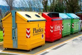 Специальные баки для мусора в столице Приамурья