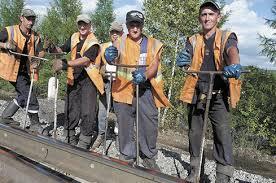 Профессия железнодорожника на БАМе  стала меньше цениться
