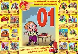 Мероприятия в области противопожарной безопасности