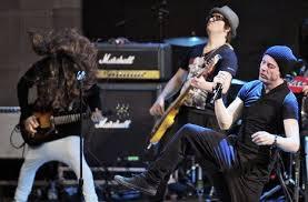 В Благовещенске состоялось выступление рок-группа Animal ДжаZ