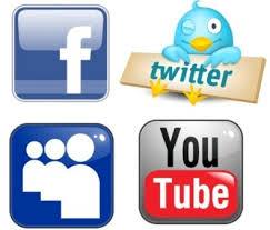 Социальные сети вчера и сегодня