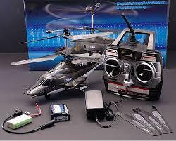Вертолет на пульте дистанционного управления