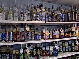 Алкогольная продукция может исчезнуть с прилавков магазинов