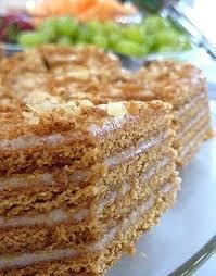Конкурсу на лучший рецепт торта «Белогорочка»