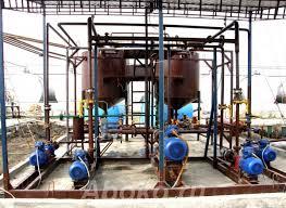 Проект по очистке 5 миллионов тонн российской нефти запланирован на 2017 год