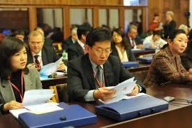 Форум ректоров российских и китайских вузов