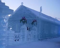 Эскизы ледовых фигур для снежного городка в Благовещенске