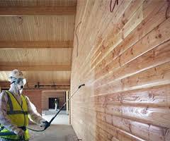 Защита деревянных конструкций от огня