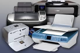 Как работают струйные принтеры