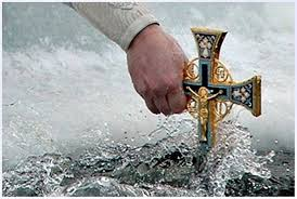 Просветительский буклет о крещенской воде