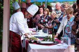 Кулинарный фестиваль в Белогорске