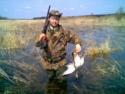 Любители охоты в течение десяти дней  апреля могут поохотиться на перелётных птиц