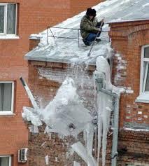 Депутаты областного правительства обсудили вопрос безопасности граждан от схода снега с крыш
