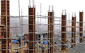 Аренда опалубки для круглых и квадратных колонн
