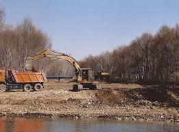 В одиннадцати селах  опасного района круглосуточно ведутся работы по противопаводковым мероприятиям