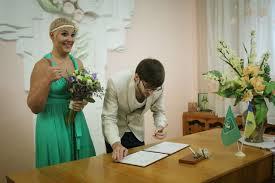 «Репетиция свадьбы» прошла в Благовещенском ЗАГСЕ