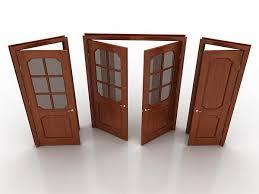Различные конструкции межкомнатных дверей – что выбрать?