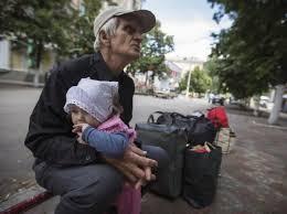 Жители Приамурья помогают переселенцам с Донбасса